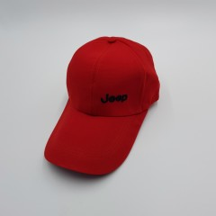 JEEP Mens Cap (ARSH) (RED) (FREE SIZE)
