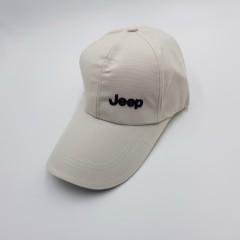 JEEP Mens Cap (ARSH) (WHITE) (FREE SIZE)