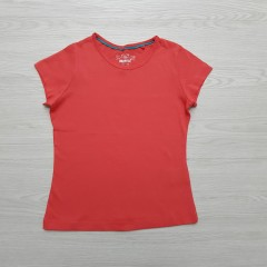 PEPPERTS Girls T-Shirt (RED) (7 to 12 Years)