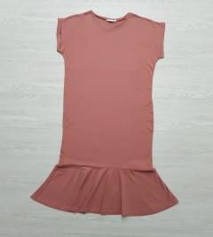 RUBY Ladies Turkey Dress (PINK) (S - M - L)