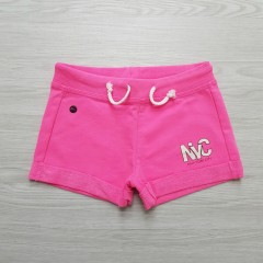 CAT & JACK Girls Shorty (PINK) (4 to 12 Years)