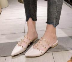 Ladies Shoes ( WHITE ) (36 to 40)