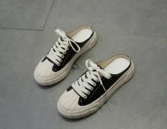 Ladies Sneakers ( BLACK ) (36 to 40)