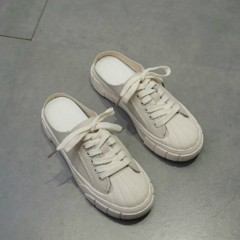 Ladies Sneakers ( WHITE ) (36 to 40)