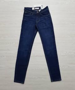 CELIO Mens Slim Fit Jeans (DARK BLUE) (26 to 38)