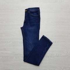 SPRINGFIELD Mens Skinny Fit Jeans (BLUE) (26 to 34)