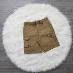 PLUGG Boys Shorty  (BROWN) (S - M - XL)