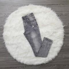 DENIM Girls Jeans (GRAY) (14 to 15 Years)