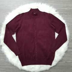 MATCH Mens Sweater (MAROON) (S - M - L - XL - XXL - 3XL)