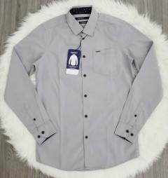 SPRIT Mens Long Sleeved Shirt (LIGHT PURPLE) (S - M - L - XL)