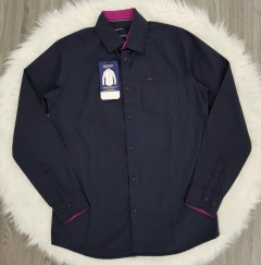 SPRIT Mens Long Sleeved Shirt (BLACK) (S - M - L - XL)