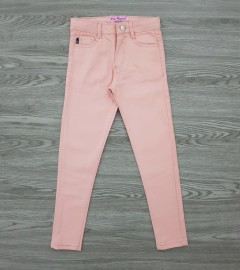NINO MARINO Girls Pant  (PINK) (6 to 12 Years)
