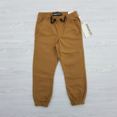 SOVEREING STATE Boys Jogger (BROWN) (S to XL)