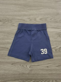 BASIC Boys Short (NAVY) (3 Months To 4 Years)