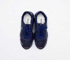 LIPE Ladies Shoes (NAVY) ( 37 to 41)