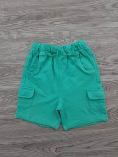 ORCHESTRA Boys Shorty (LIGHT GREEN) (18 Month)