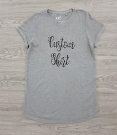 FSBN SISTER Ladies T-Shirt (GRAY) (XXS - XS - S - M - XL)