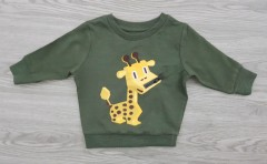 NEXT Boys Long Sleeved Shirt (BLACK) (3 Months to 7 years)