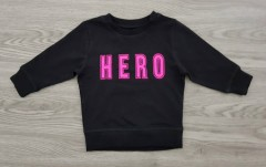 NEXT 8.2 Boys Long Sleeved Shirt (BLACK) (6 Months to 7 years)