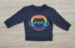 NEXT Boys Long Sleeved Shirt (NAVY) (6 Months to 6 years)
