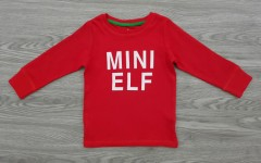 NEXT Boys Long Sleeved Shirt (RED) (12 Months to 15 years)