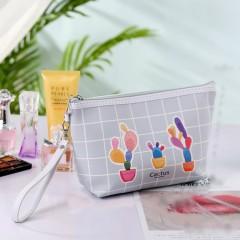 Makeup Bag (GRAY) (OS)