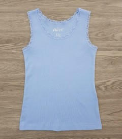 ALIVE Girls Top (BLUE) (122 to 152 CM)