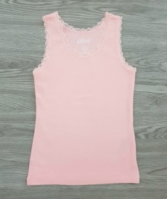 ALIVE Girls Top (LIGHT PINK) (122 to 152 CM)