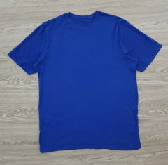 LIVERGY Mens T-Shirt (BLUE) (M - L - XL - XXL)
