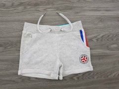 EURO2020 Girls Shorty (GRAY) (4 to 14 Years)