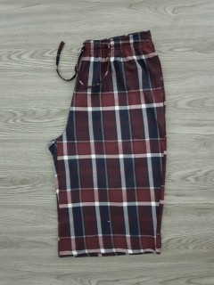BASIC COLLECTION Mens Shorty (MAROON - NAVY) ( S - M - L - XL )