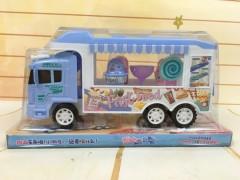 Ice Cream Truck (BLUE) (31 × 10.5 × 16 CM)