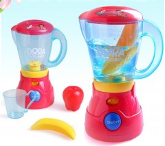 DORA THE EXPLORER  kitchen mixer play toys (PINK) (20×13×9 Cm)