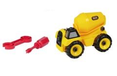 Truck Multifunct Toys (YELLOW) (12 × 19.5 × 30.5 CM)