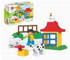 Mini Farm Set (As Photo) (6.5 × 18.5 × 24 CM)