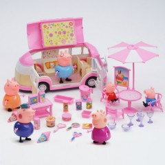 GOOD Ice Cream Food Truck (PINK) (30.5×14.5×23 CM)