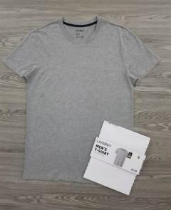 LIVERGY Mens T-Shirt (GRAY) (S - M - L - XL - XXL)