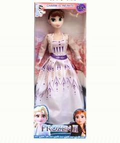 FROZEN Anna Doll (CREAM) (32.5×12×4.5)