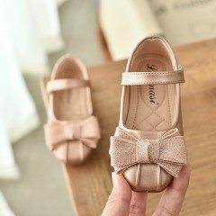 Girls Shoes (Beige ) (23 to 35)