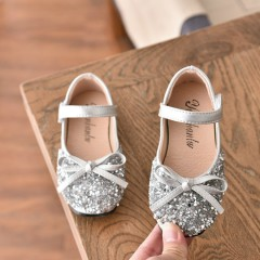 Girls Shoes (SILVER) (26 to 30)