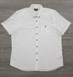 LC WAIKIKI Mens Sleeve Shirt (WHITE) (3XL)