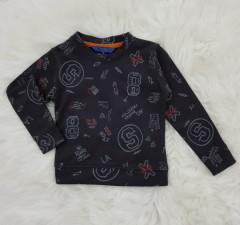 OVS Boys Sweat Shirt (DARK BROWN) (2 to 8 Years)