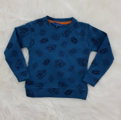 OVS Boys Sweat Shirt (BLUE) (2 to 8 Years)