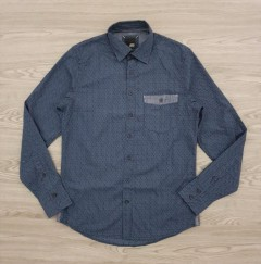 JACK AND JONES Mens Shirt (BLUE) (S - M - L)