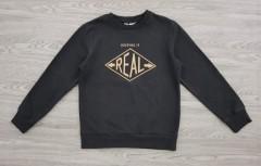 Mens Long Sleeved Shirt (BLACK) (XXS - XS - S - M - L - XL)