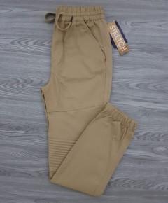 STRETCH Mens Pants (CREAM) (M - L - XL - XXL)