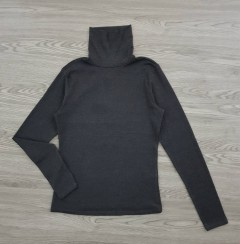 LAURA TORELL Mens Shirt (BLACK) (M)