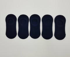 BAROTTI Childrens Socks 5 Packs (BLACK) (4 to 14 Years)