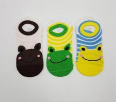 BAROTTI Boys Socks 3 Pcs (AS PHOTO) (5 to 9 Years)