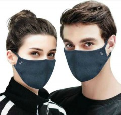 Vip Mask(3Layer Washable Mask 100% Cotton) (MA)
